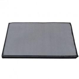 Boot disinfection mat