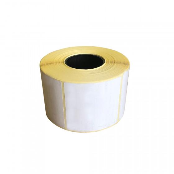 Rouleau d'étiquettes thermiques pour balance
