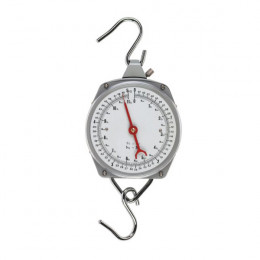 Mechanical hanging scale 5kg Readability 20 g