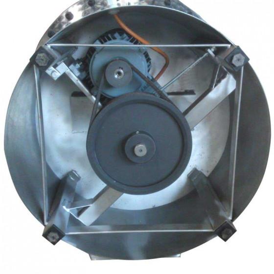 Plumeuse rotative TRM2