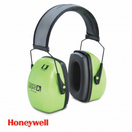 Noise-blocking earmuffs