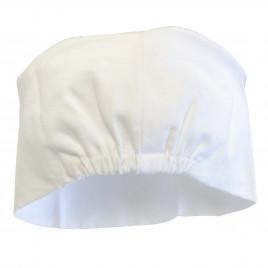 Calot de boucher en coton