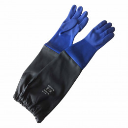 Hot water gloves